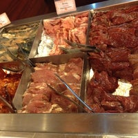 Photo taken at All Seasons Steak Buffet by Chonlathan S. on 3/4/2012