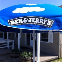 Photo taken at Ben & Jerry's by Tony P. on 6/16/2012