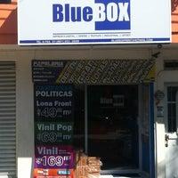 Photo taken at Blue Box Print by Alonso M. on 2/15/2012