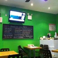 Photo taken at Boon Chu Thai Restaurant by hoai vi p. on 9/6/2012
