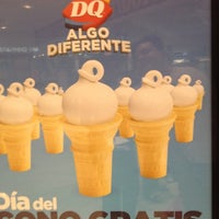 Photo taken at Dairy Queen by Alejandro R. on 3/23/2012