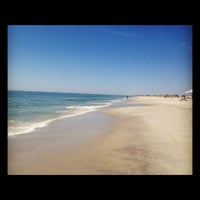 Photo taken at Brant Beach by Kellie O. on 6/24/2012