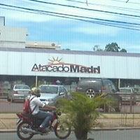 Photo taken at Atacado Madri by Gustavo F. on 2/3/2012