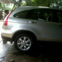 Photo taken at AULIA Car Wash by Nanda S. on 2/5/2012