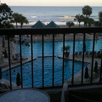 Photo taken at Hilton Head Marriott Resort & Spa by Beverly W. on 6/27/2012