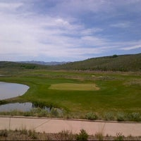 Photo taken at Promontory Golf Course-Nicklaus by Jane H. on 6/3/2012