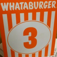 Photo taken at Whataburger by Zach S. on 8/5/2012