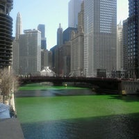 Foto scattata a Chicago Riverwalk da Cristina P. il 3/17/2012