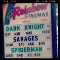 Photo taken at Rainbow Cinemas Market Square by Nest M. on 7/26/2012