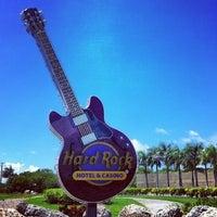 Photo taken at Hard Rock Hotel & Casino Punta Cana by Daniel K. on 9/7/2012