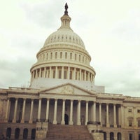 Photo taken at Rotunda of the U.S. Capitol by Kat B. on 5/6/2012