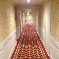 Photo taken at Holiday Inn London - Kensington by Bastiaan H. on 5/15/2012