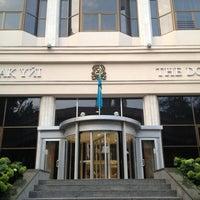 7/24/2012 tarihinde Stefan V.ziyaretçi tarafından Достық / The Dostyk Hotel'de çekilen fotoğraf