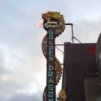 Снимок сделан в Golden Dragon: The Asian Bistro пользователем Jon W. 7/23/2012