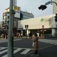 Photo taken at Yoyogi Station by Masato N. on 2/5/2012
