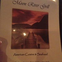 Photo taken at Moon River Grill by Rochelle M. on 6/18/2012