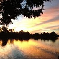 Photo taken at Laguna de San Baltazar by Gus P. on 8/27/2012