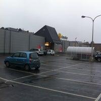 Photo taken at Delhaize by Christophe L. on 3/2/2012