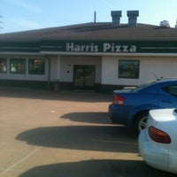 Photo taken at Harris Pizza by James M. on 6/8/2012