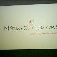 Photo taken at Natural Gourmet by Bruno C. on 3/12/2012