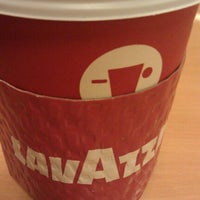 Photo taken at Lavazza Espression by Aimee K. on 4/6/2012