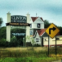 Clinton Crossing Premium Outlets