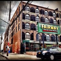 Photo taken at Fairway Market by Jill G. on 6/5/2012