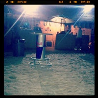 Photo taken at New York Avenue Beach Bar by Morgan F. on 9/10/2012