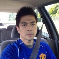 Photo taken at Zab Thai by Mel M. on 4/9/2012