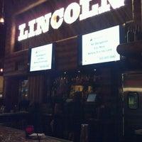 Снимок сделан в The Lincoln Room пользователем Em K. 7/24/2012
