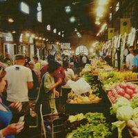 Photo taken at Soulard Farmers Market by Terrence on 4/28/2012