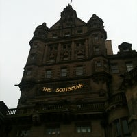 Photo taken at Scotsman Steps by Heather T. on 7/10/2012