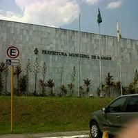 Photo taken at Prefeitura Municipal de Manaus by Tonny C. on 8/20/2012