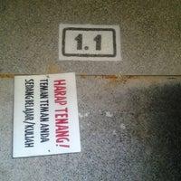 Photo taken at Gedung C Universitas Andalas by ajer l. on 5/6/2012