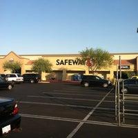 Photo taken at Safeway by Justin on 6/21/2012