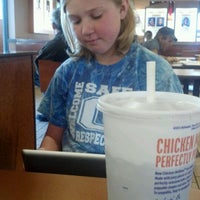 Photo taken at McDonald's by steve o. on 2/14/2012