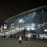 Photo taken at Busan Stn. - KTX/Korail by Dae Kwang L. on 9/7/2012