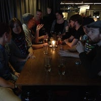 Photo taken at Cocktailbaren by Joel E. on 9/6/2012