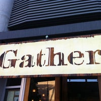 Photo taken at Gather by Emily T. on 6/19/2012