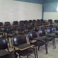 Photo taken at Facultad de Derecho by Aranzazu B. on 8/17/2012