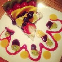 Photo taken at Pastiche Fine Desserts & Café by Gabrielle M. on 6/20/2012