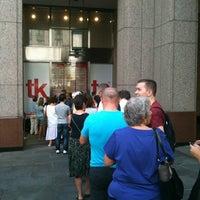Photo taken at TKTS Brooklyn by Déborah D. on 8/28/2012