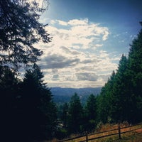 Photo taken at Mt. Tabor Park by Weston R. on 8/29/2012