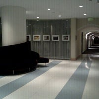 Photo taken at Le Méridien Atlanta Perimeter Hotel by Angela W. on 3/5/2012