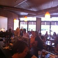 Photo taken at Dewey's Pizza by Scott D. on 6/30/2012