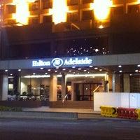 Foto tirada no(a) Hilton Adelaide por PepAmmirati em 9/13/2012