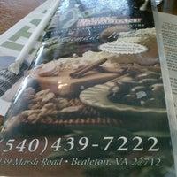 Photo taken at Joe's Italian Restaurant by Loretta B. on 8/16/2012