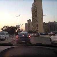 Photo taken at Corniche El Maadi by Ahmed M. on 6/20/2012