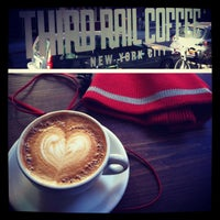 2/5/2012にAndy S.がThird Rail Coffeeで撮った写真