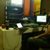 Photo taken at Radio Palenque by tito H. on 8/25/2012